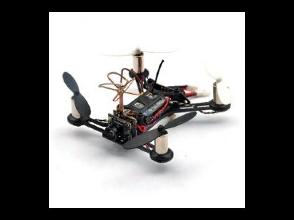 eachine drone qx95 95mm mini fpv f3 evo noir dsm drone. Black Bedroom Furniture Sets. Home Design Ideas