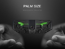 SG500 Mini RC Drone with 720P HD Wifi Camera 4CH Altitude Hold Helicopter Black@
