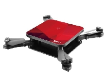 SMRC Foldable Quadcopter Mini RC Drone Altitude Hold Headless Mode Aircraft RED@