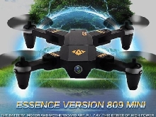 VISUO XS809 2.4G Mini Foldable 720P Wide Angle Camera FPV Selfie RC Drone NL2