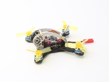 LDARC FPVEGG V2 5.8G Brushless OSD Camera Mini FPV RC Racing Drone PNP Version