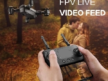 Mini Wifi Drone With 1080P HD Camera SMRC S20 2.4G Altitude Hold RC Quadcopter