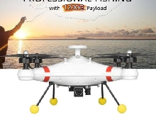 Poseidon-480 Brushless 5.8G FPV 700TVL Camera GPS Waterproof RC Drone with OSD