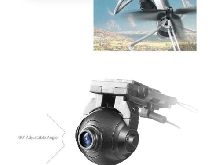 FX-8G 6-axis GPS WIFI FPV RC Drone Wit Wide-Angle HD Camera Follow Me Onekey