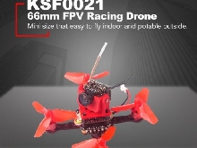 Happymodel Trainer66 Mini 66mm RC FPV Racing Drone Quadcopter PNP Version RCT
