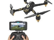 Hubsan H501A X4 Brushless Drone GPS 1080P HD Caméra 5.8Ghz FPV WiFi et 2.4G