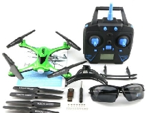 JJR/C H31 2.4GHz RC Quadcopter Waterproof RTF Mini Drone with Headless Mo ES ZLP