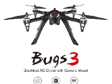 MJX Bugs 3 Brushless Drone 2.4GHz 3D Flips RC Quadcopter with Camera Mo FR