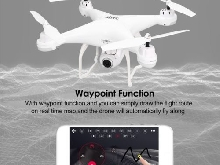 SJ R/C GPS FPV 1080P Camera Drone Altitude Hold Headless Mode RC Quadcopter G1