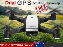 X28 Foldable GPS RC Drone with Adjustable 720P Wifi HD Camera Altitude Hold OK