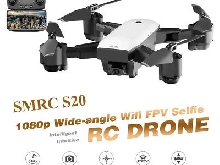 SMRC S20 RC Drone with 1080P WiFi FPV Wide-angle Camera G-sensor Airplane R3O3