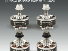SUNNYSKY E-R2207 3-4S 2580KV Lightweight CCW/CW Brushless Motor for RC Drone UW