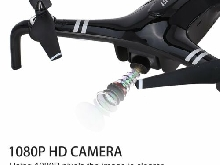 JJR/C X7 RC Helicopter Drone Brushless Motor 5G WiFi FPV 1080P HD Camera GPS GN