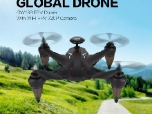 GLOBAL DRONE GW198 GPS Brushless 5G WIFI 720P Camera FPV Drone RC Follow Me P#