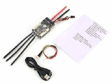 FLIPSKY FSESC 50A V4.2 ESC for Skateboard RC Car Drone E-bike E-scooter Robot P#