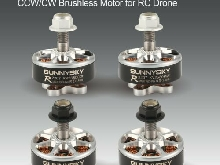 SUNNYSKY E-R2207 3-4S 2580KV Lightweight CCW/CW Brushless Motor for RC Drone BY