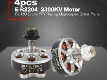 SUNNYSKY E-R2204 3-4S 2300KV Lightweight CCW/CW Brushless Motor for RC Drone W1