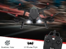 MJX Bugs 6 B6 2.4GHz RTF Drone High Speed 1806 Motor Brushless RC Quadcopter MI