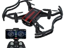 AKASO Quadcopter Drone WiFi Camera Quadcopter Mini FPV HD 720P 2.0