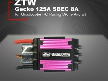 ZTW Gecko 125A Brushless ESC with 8A SBEC for Quadcopter RC Racing Drone ???