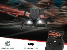 MJX Bugs 6FD 2.4G RTF Drone With 5.8G 720P FPV Camera RX Monitor RC Quadcopter??