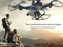X183 Wifi Drone 2MP HD Camera GPS Quadcopter 6-Axles RC Quadcopter Video DeviES