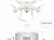4 Axes S70W Full HD 1080P Dual GPS-2.4GHz WiFi/FPV Drone Quad Copter Aircraft L1