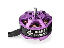 FORESTER 1103 7800KV 2S Moteur Brushless pour RC Drone FPV Racing