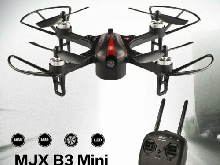 MJX Bug3 B3mini Brushls Motor RC Aircraft Quadcopter Remote Control Drone ?Q8#
