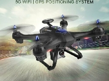 X183S RC Drone with 720P 5G Camera Altitude Hold Headless GPS Quadrocopter P#