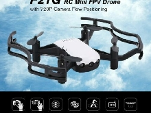 F21G 2.4G RC Mini Drone FPV with 720P Camera Flow Positioning Altitude Hold P#