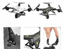 KY601S With RC Drone 1080P Camera Gravity Sense 20 Mins with Three Batter?W5@
