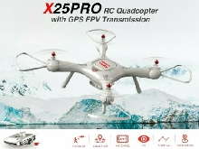 Syma X25PRO RC FPV Quadcopter Drone 720P HD Wifi Adjustable Camera GP?A1@