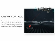 SG900-S RC Foldable Smart Selfie GPS Drone 720P HD Camera Altitude Hold P#