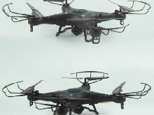 L20 FPV RC Drone Quadcopter with Real-Time 0.3MP Camera Headless Mode 3D-fli?G7~