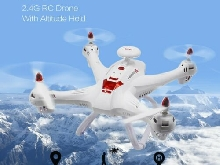 X183 2.4G RC Drone Headless Mode Altitude Hold One Key Return Quadrocop MZ