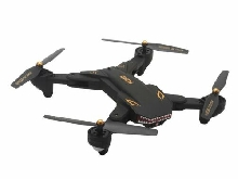 XS809S RC Drone with 720P Wifi Camera Foldable Altitude Hold G-sensor Dr MZ