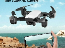Mini Wifi Drone With 1080P HD Camera SMRC S20 2.4G Altitude Hold RC Quadcop MZ