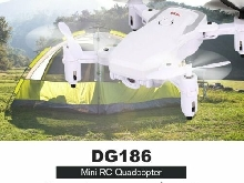 DG1862.4G Mini RC Quadcopter Foldable Drone with 3D Flips Altitude H MZ