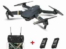 Drone x pro 2.4G Selfi WIFI FPV With 720P HD Camera Foldable RC Quadcopter Gick