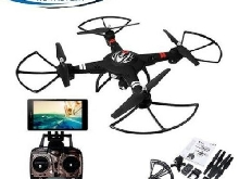 s-idee Drone VR - S 303 Spaceship - 4CH FPV Video Transmission R/C Quad-copter