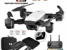 SMRC S20 FPV Drone RC Quadrocopter With 720P Camera Folding RC Helicopter TEA