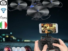 Wifi Drone With 2MP HD Camera GPS 6-Axles RC Quadcopter PhotographyVideo Device?