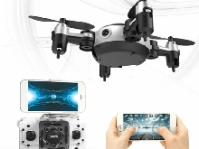Mini Folding Remote Helicopter Mode Drone With HD Camera Quadcopter Toys NEYT?