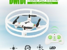 DWI D1 Mini Drone 3D Flip One-Key Return Headless Mode H/L Speed RC Quadcop MZ