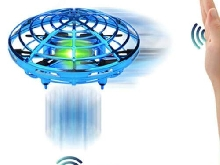 SPECOOL Mini Jouet Volant UFO Drone Avion Interactive Infrarouge Induction...
