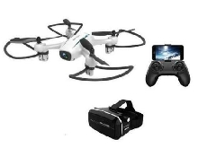 Pack CDTS Drone Wave-Razor + Casque FPV