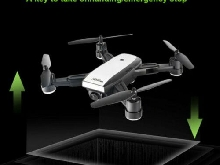 LH-X28GWF Dual GPS FPV Drone Quadcopter 1080P HD Camera Wifi Headless Mode??