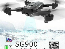 SG900 Foldable Quadcopter 720P Drone FPV Optical Flow Positioning RC Drone TY