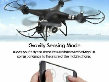 SH5HD 720P Adjustable HD Wifi Camera FPV Drone RC Quadcopter Altitude Hold TY